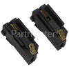 Hotpoint Carbon Brushes (Pair)