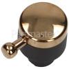 Falcon Hob/Grill Control Knob - Gold/Black