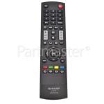 GB042WJSA TV Remote Control