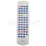 Compatible EUR7651080 TV Remote control
