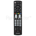 Compatible Panasonic Universal TV Remote Control