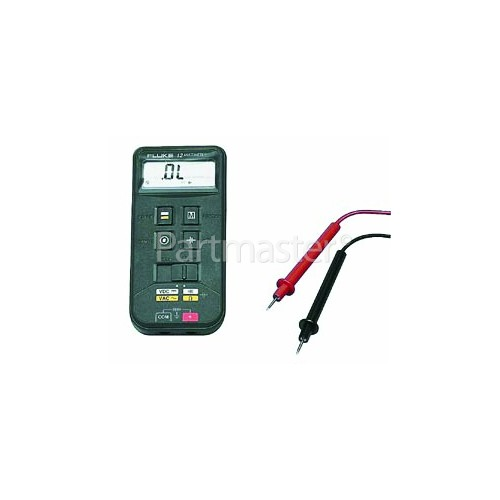 Obsolete Fluke 12: Digital Multimeter | www partmaster co uk