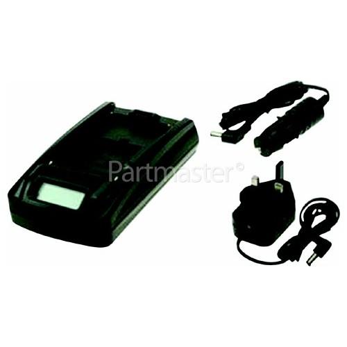 Duracell DR5513-UK Ultra Fast Battery Charger & Car Kit - UK Plug