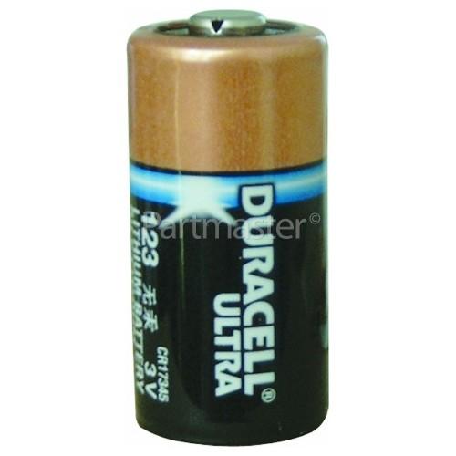 Duracell CR123A Ultra Alkaline Battery