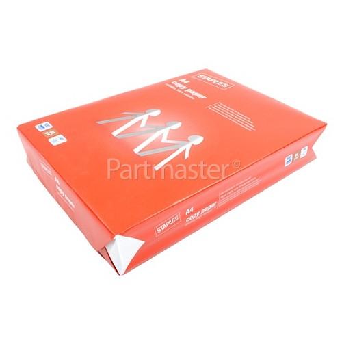 Staples Advantage A4 Multi Purpose Copier Paper (Ream Of 500 Sheets)