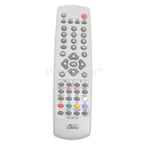 Classic IRC81030 Compatible RC1961 TV Remote Control