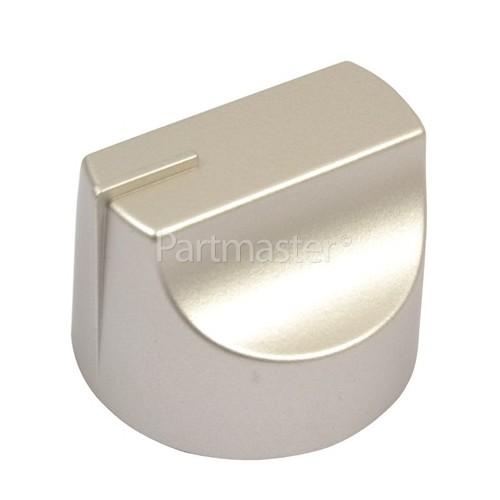 Beko Oven Control Knob - Silver