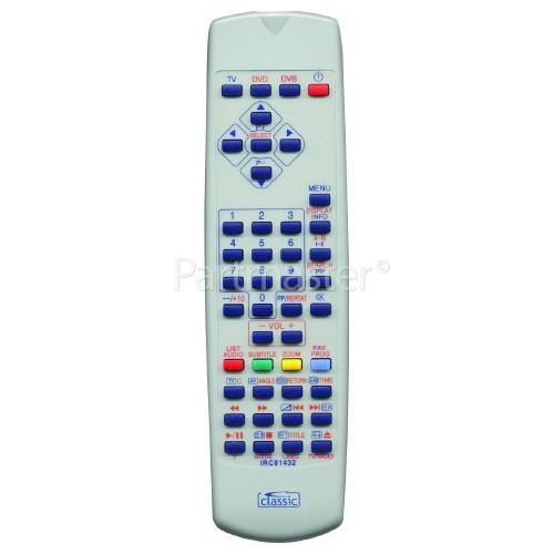 Classic IRC81432 Remote Control