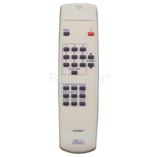Classic IRC83007 Remote Control
