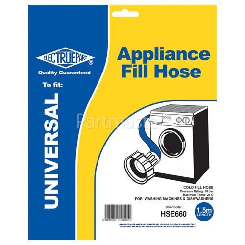 Universal 1.5m Cold Fill Hose