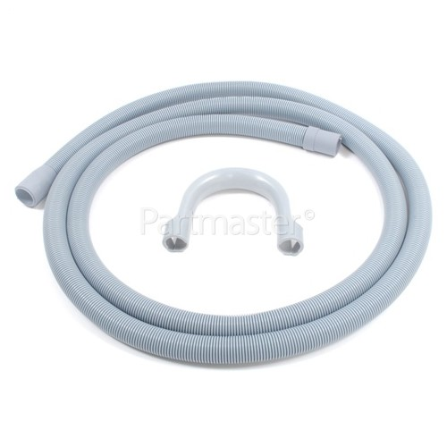 Admiral 842CA3 Universal 2.5m Drain Hose - 19mm & 22mm Ends