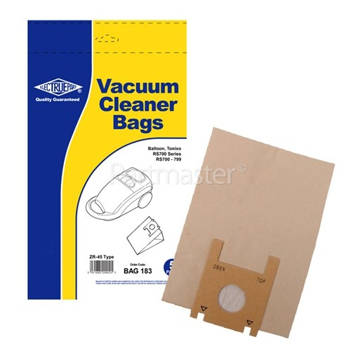 AyA Z455 Dust Bag (Pack Of 5) - BAG183