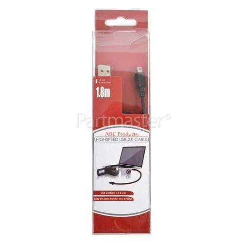 ABC Products Replacement USB Cable