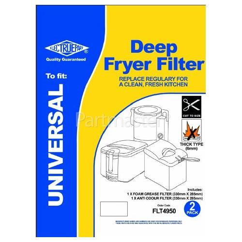 Universal Grease Filter Set : Deep Fat Fryer