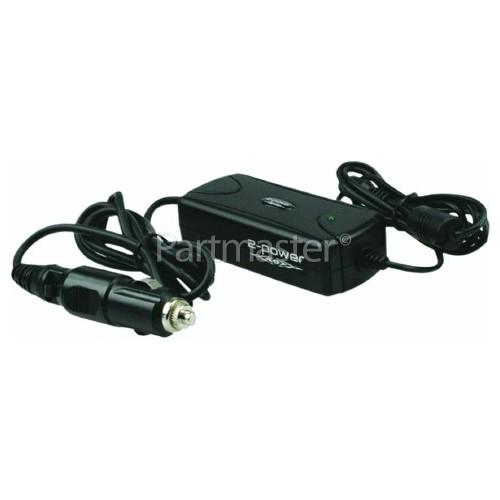 2-Power Auto/Air DC Adaptor 72W Max