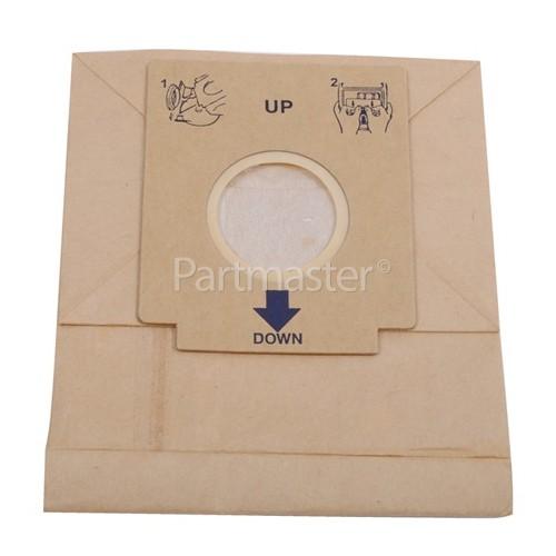 Dirt Devil Paper Bag & Filter Set (Pack Of 10)