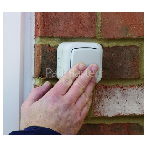 Time Guard Single Gang Outdoor Switch