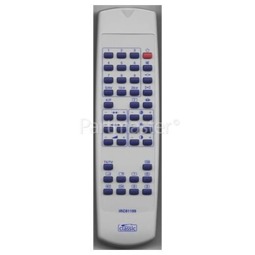 Classic BT-140 RC IRC81199 Remote Control