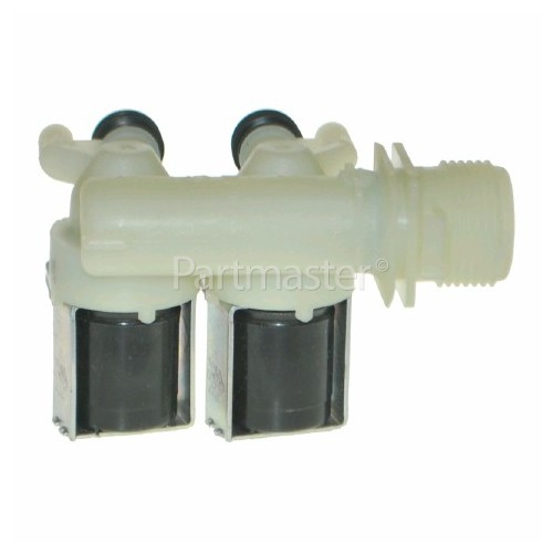 Double Solenoid Inlet Valve Unit With Protected (push) Connectors