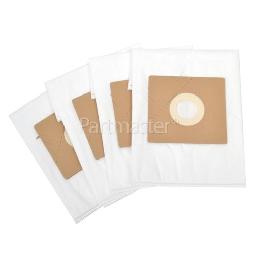 Heinner E67 Filter-Flo Synthetic Dust Bags (Pack Of 5) - BAG295