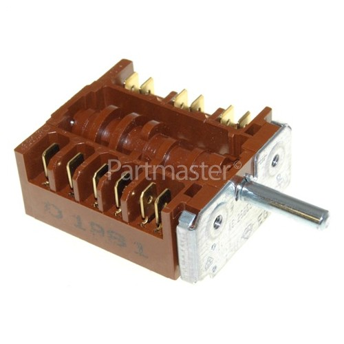 Algor Oven Function Selector Switch - 46.25866.518
