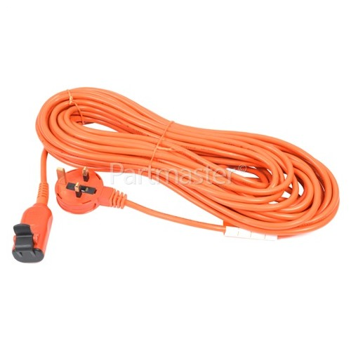 Flymo 15m Mains Power Cable (UK Plug)