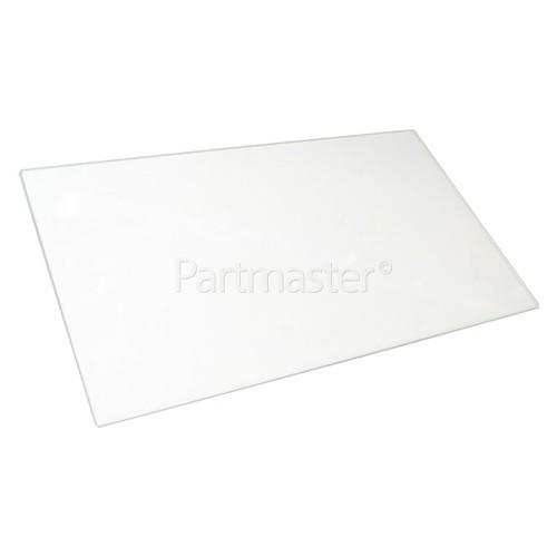 Corbero Fridge Crisper Glass Shelf : 476x275mm