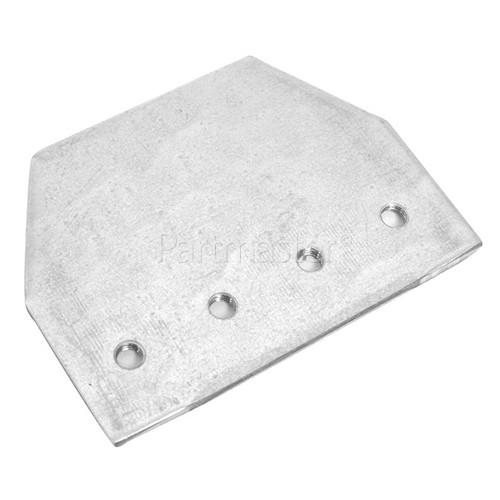 Electrolux EW1000I Use LUX1240017002 Plaque Reinforcement Hinge