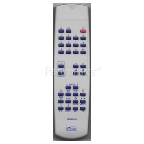 Classic IRC81182 Remote Control
