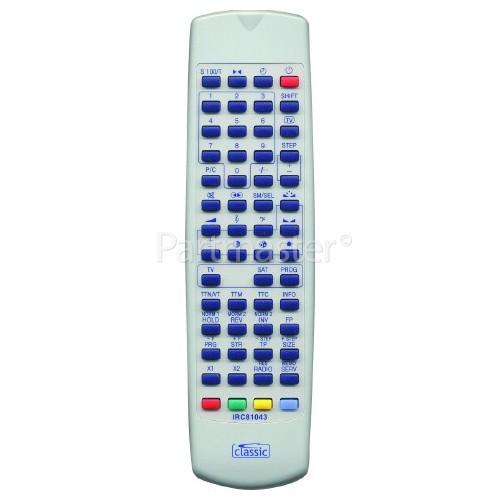 Classic 3024 E IR9458 Remote Control