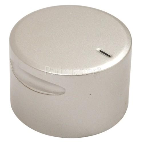 Beko Cooker Control Knob - Silver