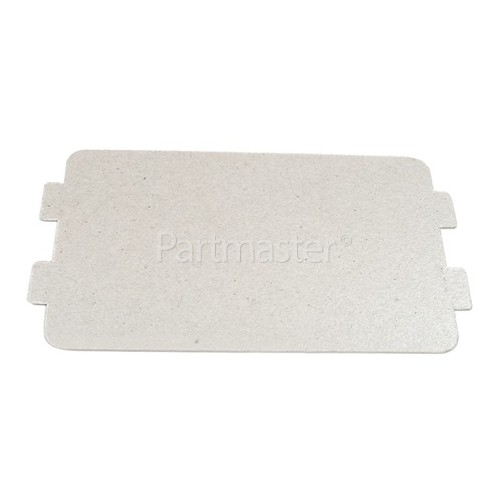 Waveguide Cover : 100x120mm ( Includes The End Tags )