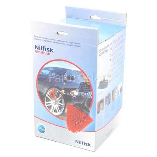 Nilfisk Rotary Alloy Wheel Rim Brush