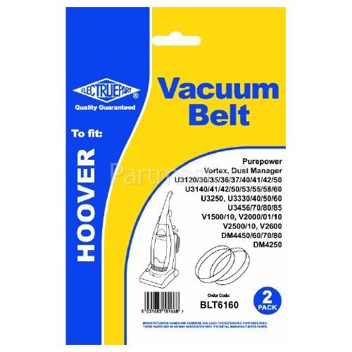 BT V17 Vacuum Cleaner Agitator Belt (Pack Of 2)