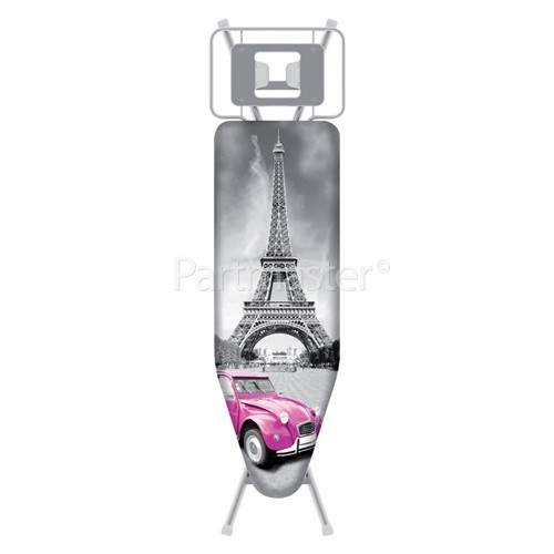 Wpro Large Paris Ironing Board Cover : Garment Care