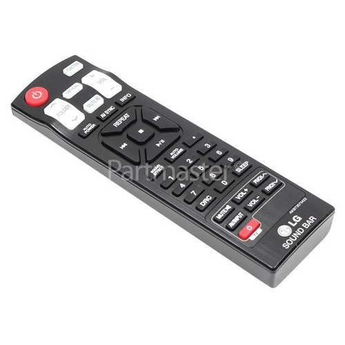 LG AKB73575422 Remote Control | www partmaster co uk