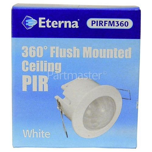 Eterna PIRFM360 Flush Mounted 360° PIR Unit
