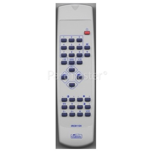 Classic IRC81124 Remote Control
