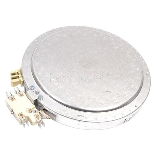 Gaggenau Ceramic Hotplate Element Dual 2200W/1000W