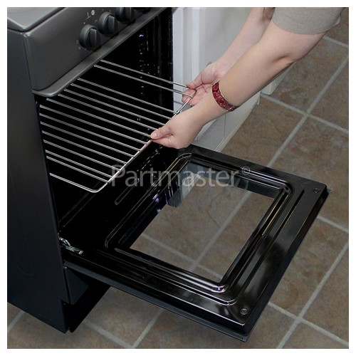 Elektron Adjustable Oven Shelf (350mm To 560mm Wide ( 320mm Depth )