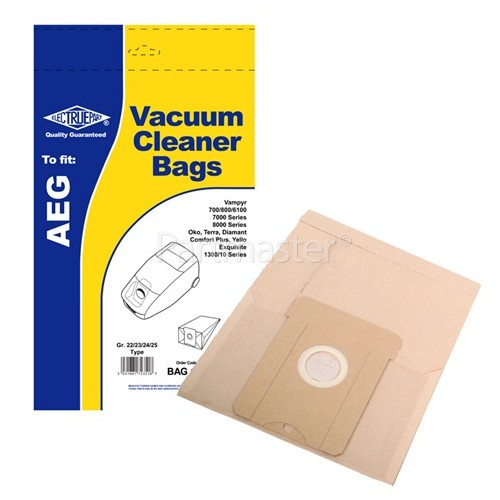 Amadis Grobe 22 Dust Bag (Pack Of 5) - BAG130