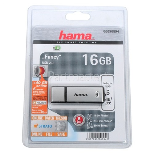 "Hama ""Fancy"" 16GB Pen-Drive"