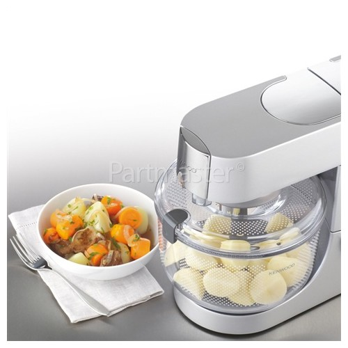 Kenwood At444 Chef Potato Peeler Attachment Www Partmaster