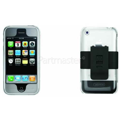 Griffin Technology IClear Hard IPhone Case