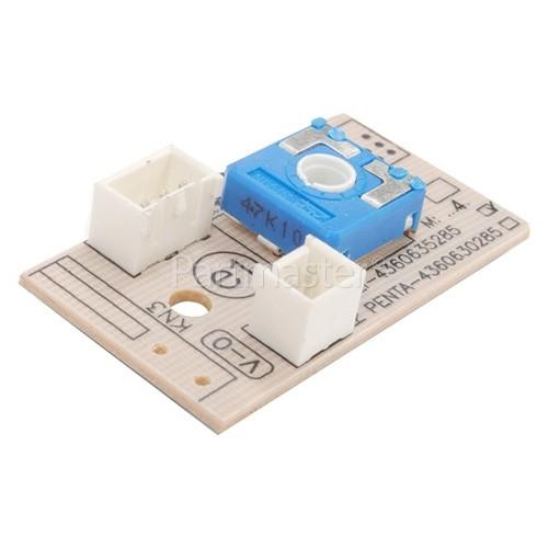 Electronica Control Board PCB