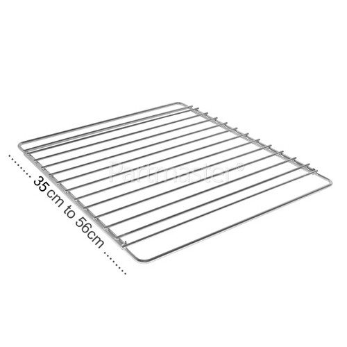 Bosch 0750031020(00) Adjustable Oven Shelf (350mm To 560mm Wide ( 320mm Depth )