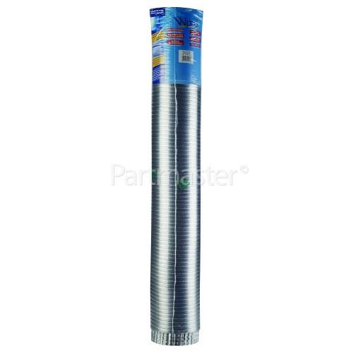 Wpro Aluminium Duct Hose - 120mm