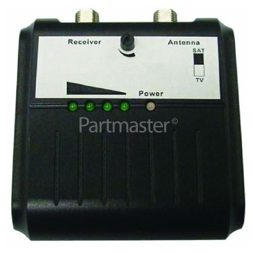 Philex Combined DVBT/Satellite Finder