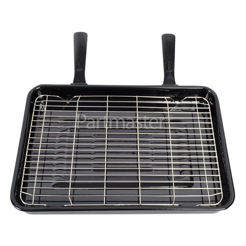 Universal Grill Pan Assembly - 420 X 295 X 40mm
