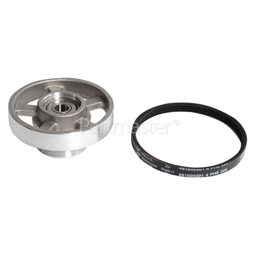Domeos Pulley Kit : Inc Motor Belt (226 4PHE)